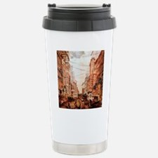 ony_shower_curtain_kl Stainless Steel Travel Mug