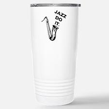 Jazz do it Travel Mug