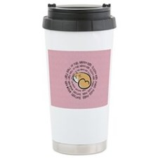 Sing Soft Kitty Travel Mug