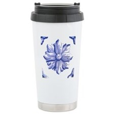 DELFT FLOWER TILE Travel Mug