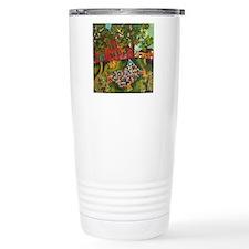 Quilt toss Travel Mug
