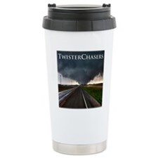 TwisterChasers Tornado Travel Mug