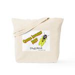 Indiana Cicada Tote Bag
