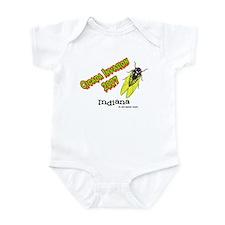 Indiana Cicada Infant Bodysuit