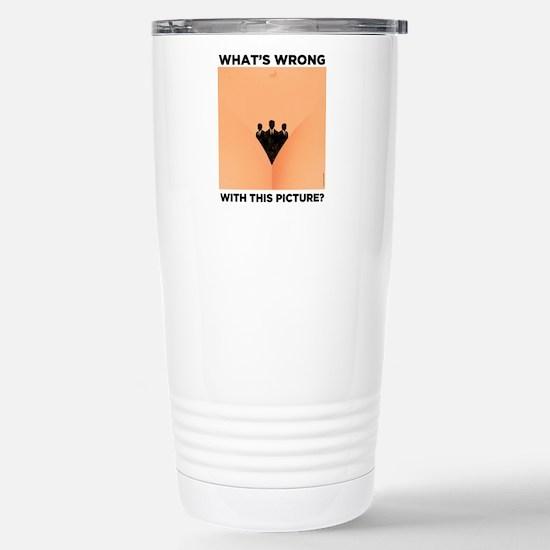 Reprodutive Rights Stainless Steel Travel Mug