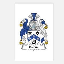 Burns Postcards (Package of 8)