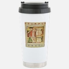 STIPPLE FANATIC Travel Mug