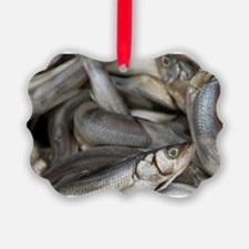 Nisga'a First Nation eulachon gre Ornament
