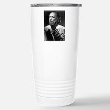 Charles Bukowski Stainless Steel Travel Mug