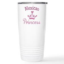 Mexican Princess Travel Mug
