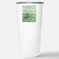 Hunting Wild Geese Stainless Steel Travel Mug