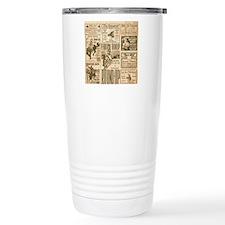 Vintage Rodeo Round-Up Travel Mug