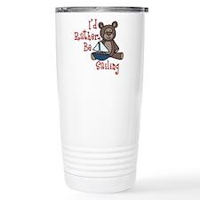 Rather Be Sailing Travel Mug