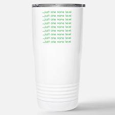 One more level Thermos Mug