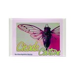 Cicada S Couture Rectangle Magnet (100 pack)