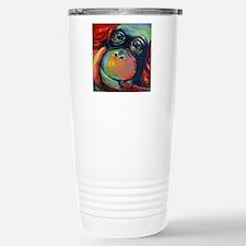 'Orangutan Sam' Travel Mug