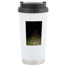 Sea Oats And Spirit Orb Travel Mug