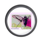 Cicada S Couture Wall Clock
