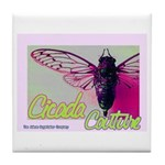 Cicada S Couture Tile Coaster