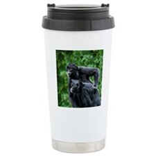 Colombian black-faced s Travel Mug
