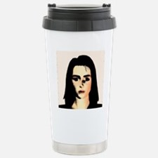 Dementia, conceptual ar Stainless Steel Travel Mug