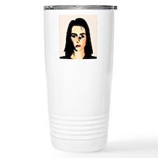 Dementia, conceptual ar Travel Coffee Mug