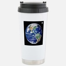 Earth from space, satel Travel Mug