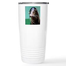 SEAL BEAUTIFUL Travel Mug