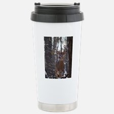 Dominant Buck D1342-025 Stainless Steel Travel Mug