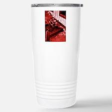 Seeing Red Stainless Steel Travel Mug