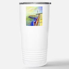 Path To Barnegat Light Travel Mug
