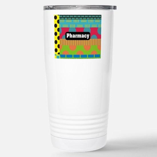 pharmacy 22 Stainless Steel Travel Mug