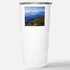 Blueridge Parkway Lands Travel Mug