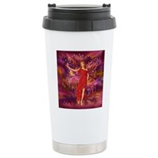 Fairy Flame 12x12 Travel Mug
