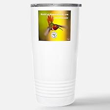 World of Hummingbirds . Travel Mug