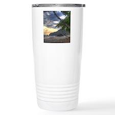 Costa Rica Beach Sunset Travel Mug