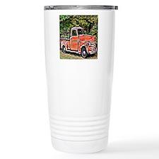 Antique Chevy Truck Cro Travel Mug