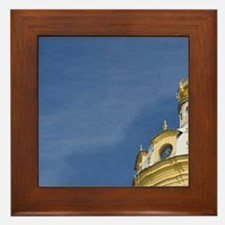 Bell Tower. SS Peter & Paul Cathedral  Framed Tile
