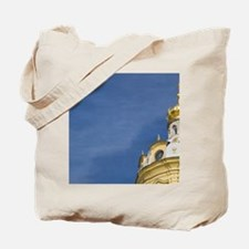 Bell Tower. SS Peter & Paul Cathedral (ak Tote Bag