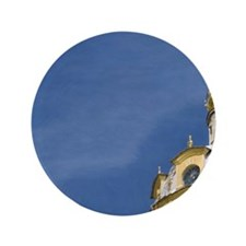 """Bell Tower. SS Peter & Paul Cathedral  3.5"""" Button"""