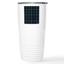 MacKenzie Tartan Shower Travel Coffee Mug