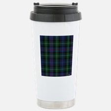 MacKenzie Tartan Shower Travel Mug