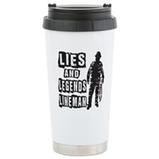 Lies and Legends Linema Travel Mug