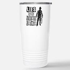 Lies and Legends Linema Travel Mug