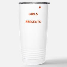 Naughty girls Travel Mug