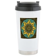 Mosaic Sun Travel Mug