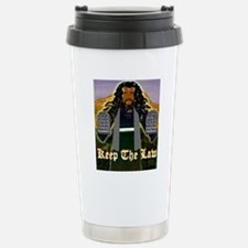 Keep the Law...Moses Stainless Steel Travel Mug
