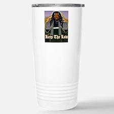 Keep the Law...Moses Travel Mug