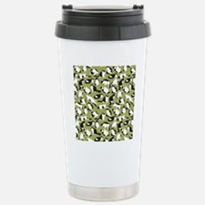 Fat Cat Stainless Steel Travel Mug