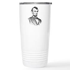 President Lincoln Thermos Mug